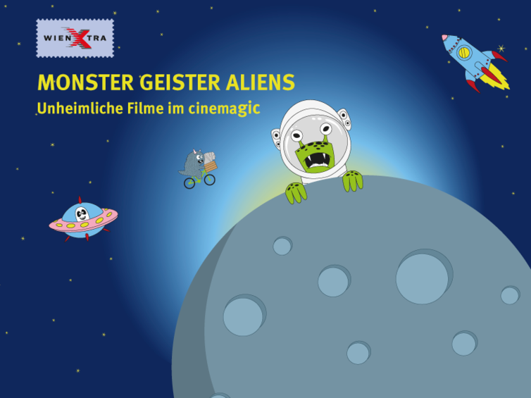Monster, Geister, Aliens 2019