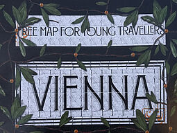 Vienna Young & Clever Map Cover