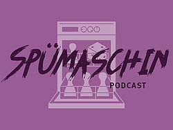 Spümaschin Podcast der spielebox