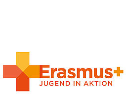 Erasmus Plus Jugend in Aktion Logo